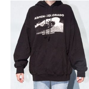 Brandy Melville Aspen Colorado Hoodie